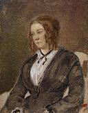 Richard Caton Woodville - Portrait of a Seated Woman - Walters 372652.jpg