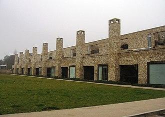 Feilden Clegg Bradley Studios - Image: Richard Foster Road new housing