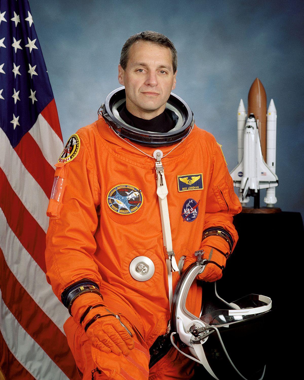 Richard M. Linnehan - Wikipedia