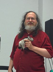 Richard Stallman 2016 Talk in Madrid 06.jpg
