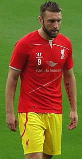 Rickie Lambert English association football player
