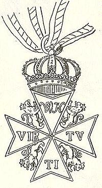 Ridderkruis van de Orde van Militaire Verdienste van Hessen-Kassel.jpg