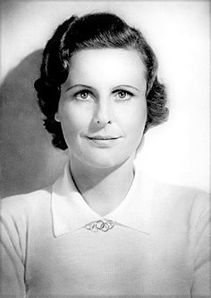 Leni Riefenstahl German film director, producer, screenwriter, editor, photographer, actress, dancer, and propagandist