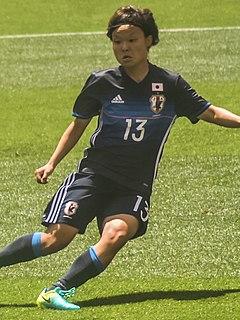 Rika Masuya Japanese footballer