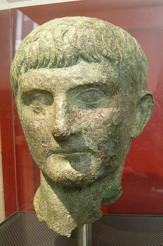 Julii Caesares - Germanicus Julius Caesar, adopted son of the emperor Tiberius.