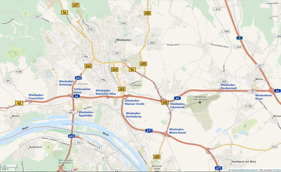 Roadmap Wiesbaden
