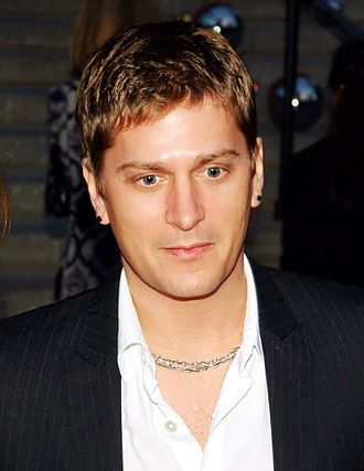 Rob Thomas (musician) - Thomas at the 2010 Vanity Fair party in New York City
