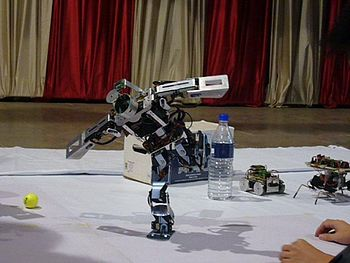English: robotics