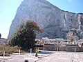Rock of Gibraltar viewed from North Front Cemetery.jpg
