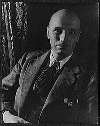Рокуэлл Кент, фотография Карла ван Вехтена, 1933