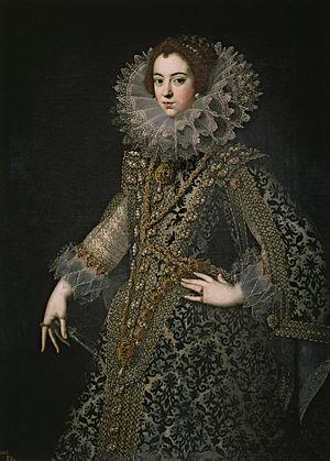 Elisabeth of France (1602–1644) - Queen Isabel by Rodrigo de Villandrando