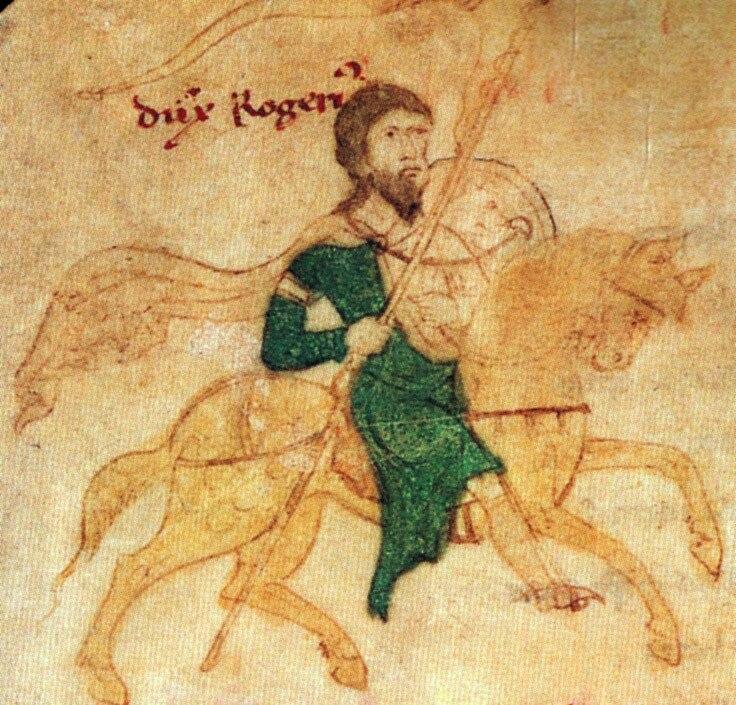 Roger II Sicily