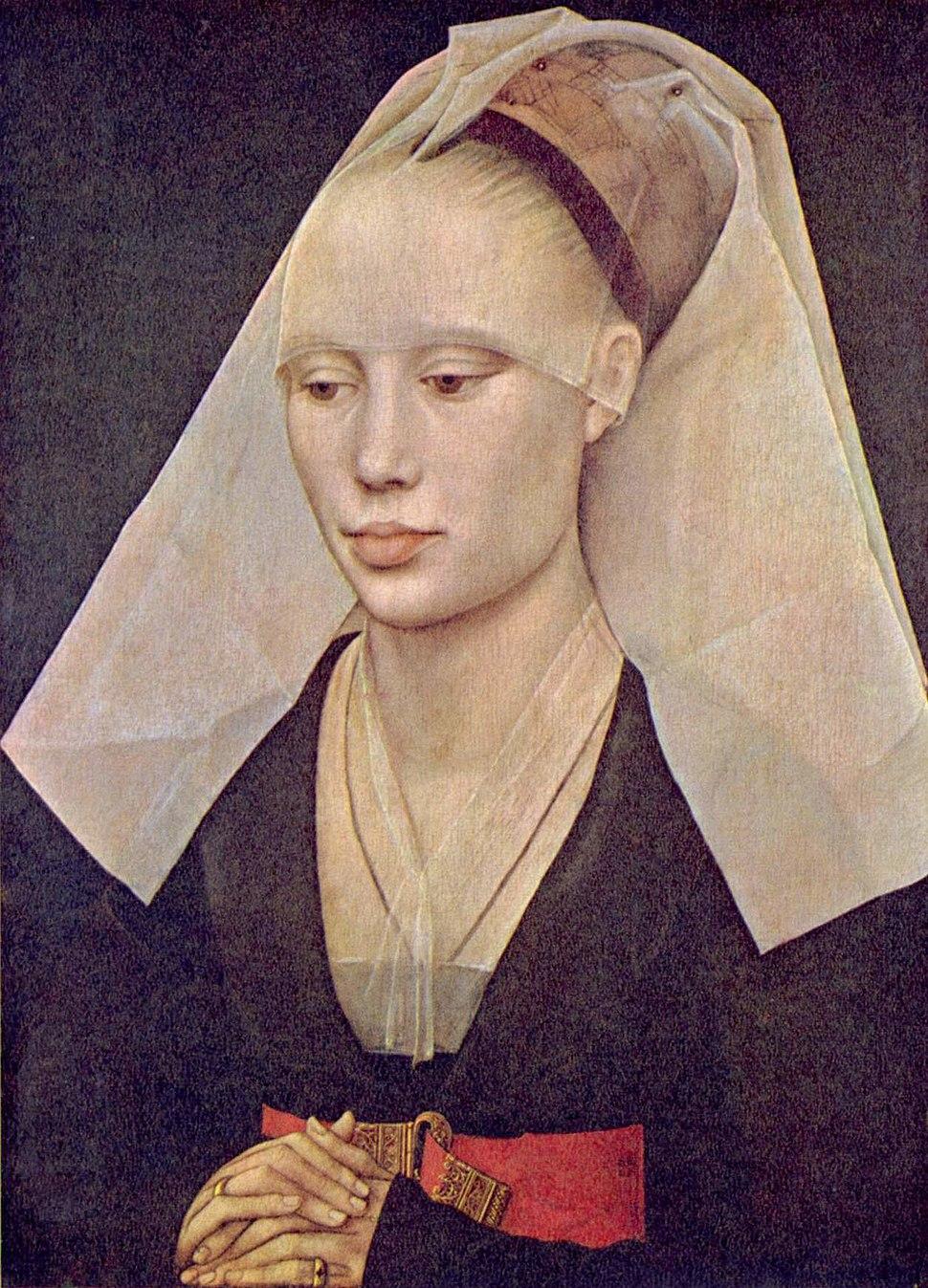 Retrato de muller nova, National Gallery of Art, Washington, D.C.