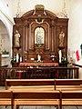 Romagné (35) La Bosserie Chapelle Sainte-Anne 07.JPG