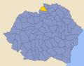 Romania 1930 county Storojinet.png