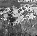 Romer Glacier, hanging glacier and icefall, August 16, 1961 (GLACIERS 5872).jpg