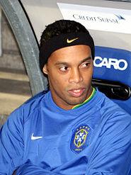 Ronaldinho With Brazil In