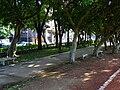Rongxin Park Southeast Walkway.jpg