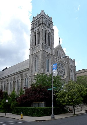 Roseville, Newark - St Rose of Lima Church