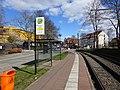 Rostock Thierfelderstraße tram stop 2020-03-22 02.jpg