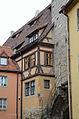 Rothenburg ob der Tauber, Stadtbefestigung, Weißer Turm-20121026-008.jpg