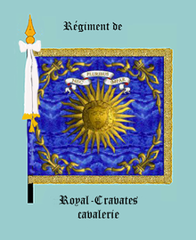 Image illustrative de l'article Régiment Royal-Cravates cavalerie