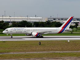Royal Nepal Airlines Boeing 757-200 Wadman-1.jpg