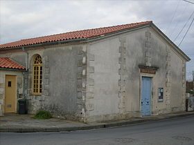 Image illustrative de l'article Temple protestant de Maine-Geoffroy (Royan)