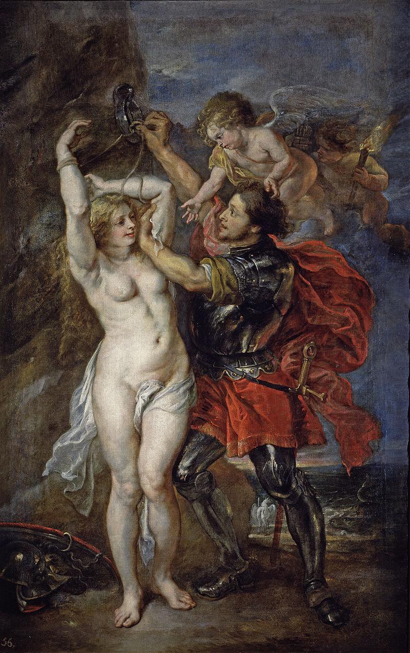 Perseus Liberating Andromeda, 1639–40, Museo del Prado