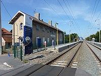 Ruminghem (Pas-de-Calais) la gare.JPG
