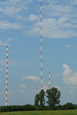Cremlingen transmitter - Cremlingen transmitter