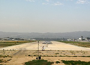 Van Nuys Airport - Runway 16R, Van Nuys