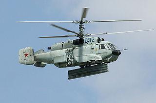Kamov Ka-31 Kamov helicopter