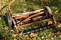 Rusted reel mower.JPG