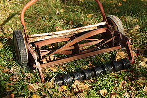 Mower - Reel mower