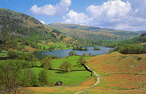 Rydal Water - Image: Ry Water