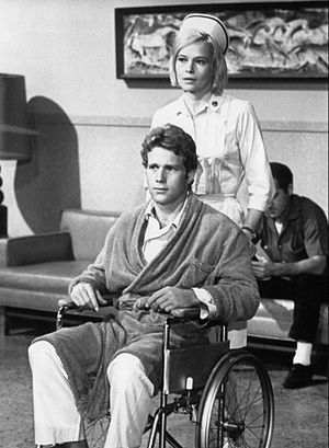 Peyton Place (TV series) - Rodney will struggle to recover from his accident.
