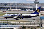 Ryanair, Boeing 737-8AS(WL), EI-DLK - MAD (21850320672).jpg