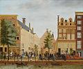 SA 37906-Oudezijds Achterburgwal met de Waalse kerk.jpg