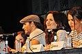 SDCC Peter Facinelli Elizabeth Reaser, Nikki Reed.jpg