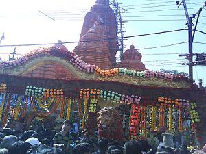 Bargarh - Shyamakali Mandir