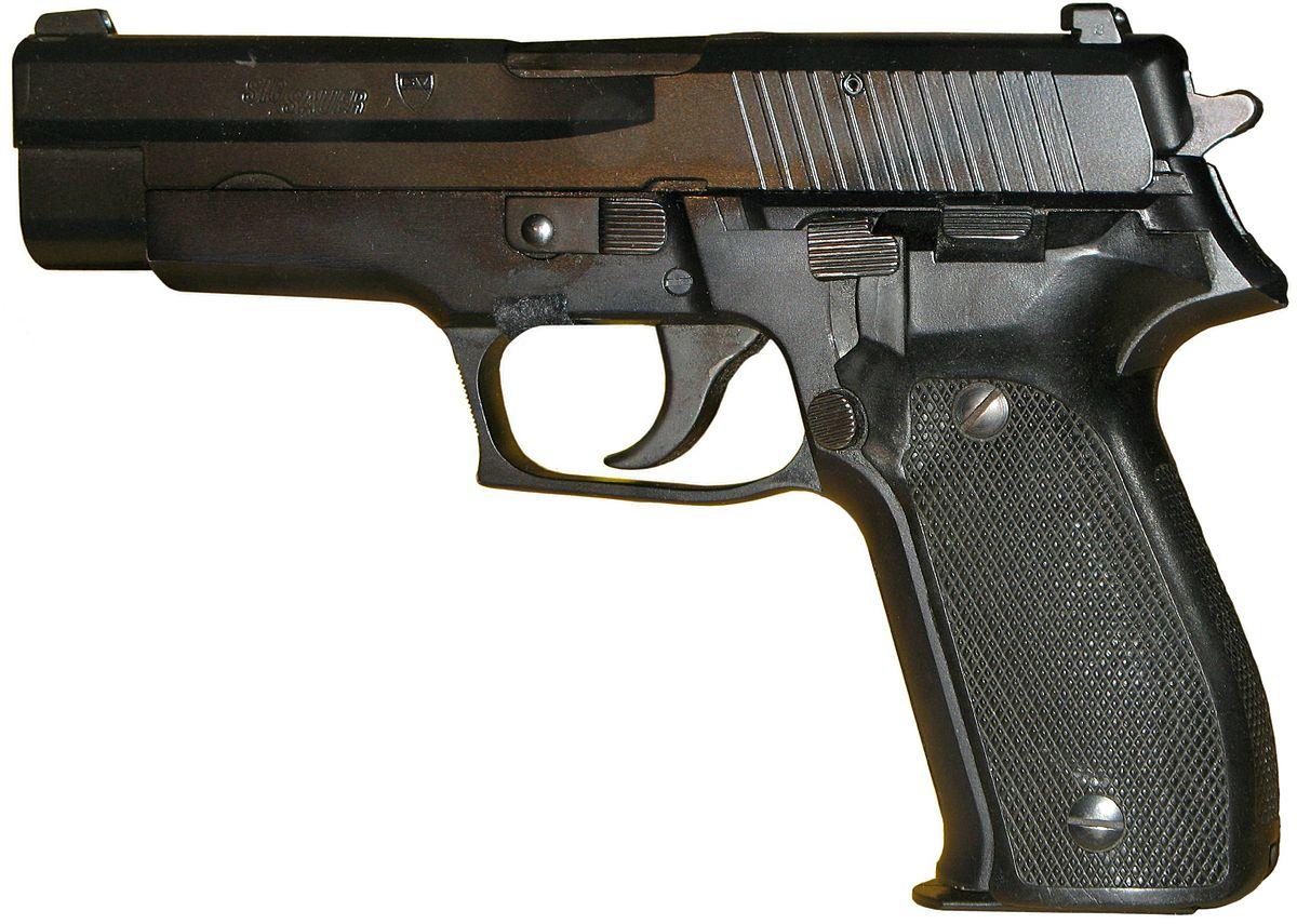 SIG Sauer P226 - Wikipedia, la enciclopedia libre