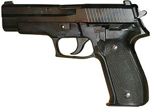 SIG Sauer P226 - Original West German model SIG-Sauer P226