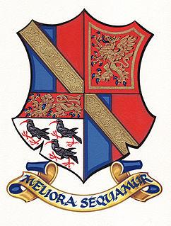 Simon Langton Girls Grammar School Voluntary controlled grammar school in Canterbury, Kent, England