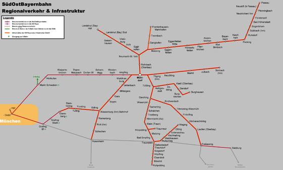 Südostbayernbahn Wikipedia