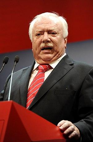 Michael Häupl - Image: SPÖ Wahlkampfauftakt 2013 (9621588941)