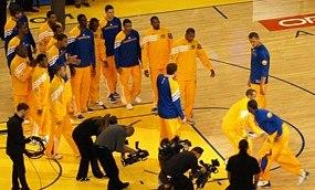 Sacramento Kings at Golden State Warriors 2011-12-17 02