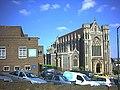 Sacred Heart Church, Edge Hill, Wimbledon. - geograph.org.uk - 19656.jpg