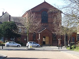 Church in Teddington, UK