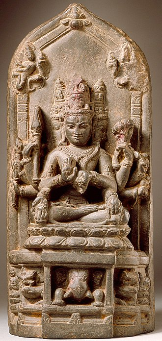 Sadasiva - Sadasiva from West Bengal. 11th c. CE